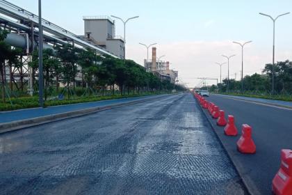 纬五路交经一路至经四路道路工程