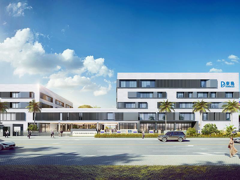 湛江雷州东岛产业园项目